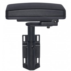 Havis - C-ARM-105 - Side Mounted Flip Up Armrest