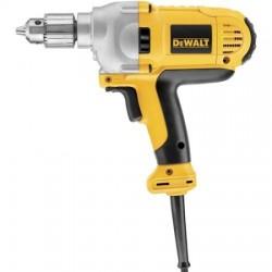 Dewalt - DWE1014 - 3/8 Electric Drill, 7.0 Amps, Pistol Grip Handle Style, 0 to 2800 No Load RPM, 120VAC