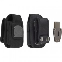 Sonim Technologies - RGDPC-4400-U - Rugged Vertical Pouch for Sonim Enduro XP4400, Blk