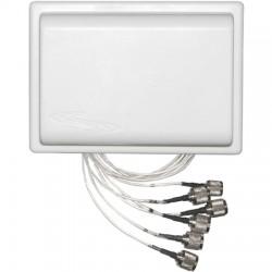 Ventev - M602504O1D3620PV - 2.4-2.483/5.1-5.8GHz 3/4.5dBi MIMO Omni Antenna