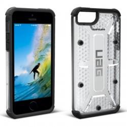 Urban Armor Gear - UAGIPH5SICEBLKWSC - Composite Case for Apple iPhone 5/5s in Ice
