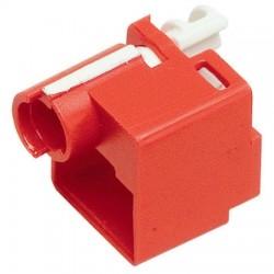 Ventev - 88M2737 - RJ45 Plug Lock-In Device, Red