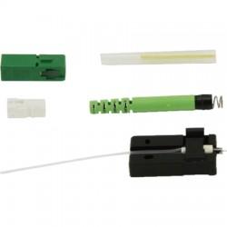 Corning - SOC-LCA-900-SM-P4 - Fuselite Lc Apc 900um Sm Green, 4-pack