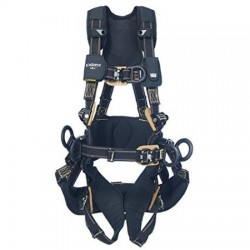 Capital Safety - 1113358 - Complete safety harness with 4 D-rings