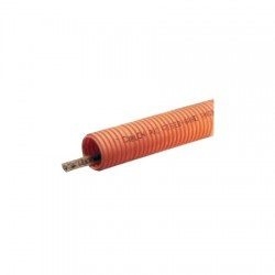 Thomas & Betts - CJ4X1C-100 - 2 Orange Corrugated Non-metallic Flexible Conduit
