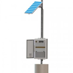 Ameresco Solar - SB50-0354 - 40W 12VDC 99AH Solar Kit