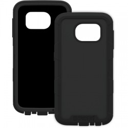 AFC Trident - CY-SSGXS6-BK000 - Trident Cyclops Case for Samsung Galaxy S6 - Smartphone - Black - Thermoplastic Elastomer (TPE), Polycarbonate, Silicone - 48 Drop Height