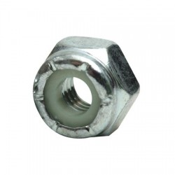 Ventev - 37012 - #8-32 Zinc Lock Nuts
