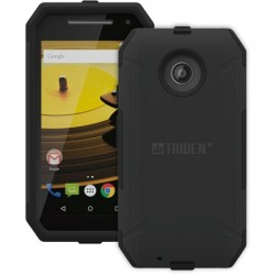 AFC Trident - AG-MRME15-BK000 - Aegis Case for Motorola Moto E 2nd Gen. in Black