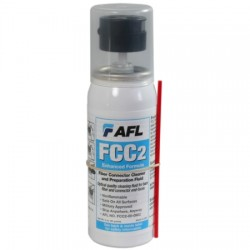 AFL Telecommunications - FCC2000902 - AFL Telecommunications Enhanced Formula Connector Cleaner and Preparation Fluid