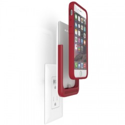 Prong - 10226060205 - PWRcase 2600 for Apple iPhone 6s in Red