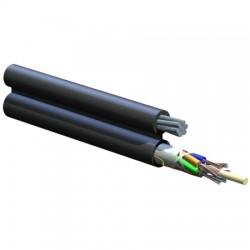Corning - 072EUA-T4101D20 - ALTOS Figure-8 Loose Tube, Gel-Free Cable, 72 F, Single-mode (OS2)
