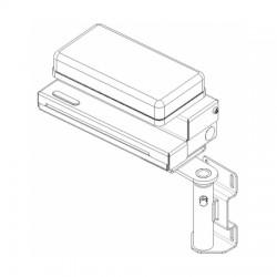 Havis - C-ARPB-116 - Brother Arm Rest Printer Bracket: Side Mounted Pedestal