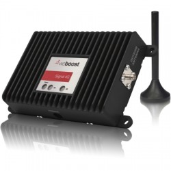 weBoost - 470119 - WeBoost Signal 4G Cellular Phone Signal Booster - 700 MHz, 850 MHz, 1700 MHz, 2100 MHz, 1900 MHz - LTE - 4G