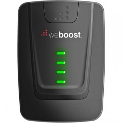 weBoost - 470103 - WeBoost Connect 4G Cellular Phone Signal Booster - 700 MHz, 850 MHz, 1700 MHz, 2100 MHz, 1900 MHz - LTE - 4G