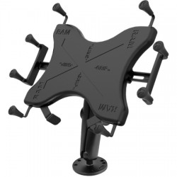 RAM Mounting Systems - RAM-B-101-C-UN9U - RAM Mounts Marine Mount for Tablet - 10 Screen Support