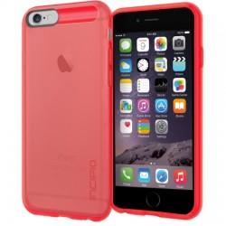 Incipio - IPH-1181-NEONRED - Incipio NGP Flexible Impact-Resistant Case for iPhone 6 - iPhone - Translucent Neon Red - Smooth - Flex2O, Polymer