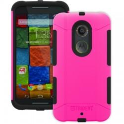 AFC Trident - AG-MRXONE-PK000 - Trident Aegis Smartphone Case - Smartphone - Pink - Polycarbonate, Silicone
