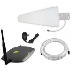 zBoost - ZB560SL - zBoost SOHO Premium 70/77dB Consumer Booster Kit