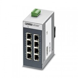Phoenix Contact - 2891002 - Unmanaged Industrial Switch SFNB 8TX