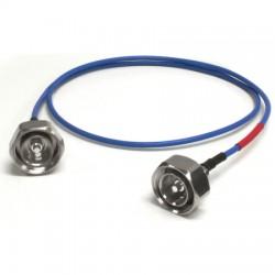 Microlab / FXR - JA-10MD - 1m .141 type, low PIM DIN/M to DIN/M jumper