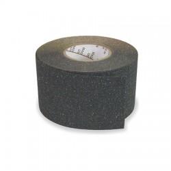 Ventev - 1AJY4 - Antislip Tape, Flat Black, 6 in. x 60 ft.