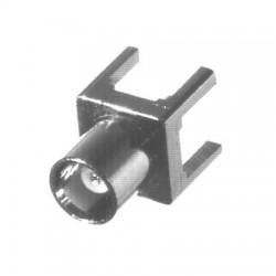 RF Industries - RMX-8350-1 - MCX Vertical Female PCB Mount Connector