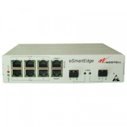 Westell Technologies - A90-ES8006 - ES8006 Hardened, 6-Port Managed Ethernet Edge Switch