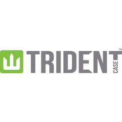 AFC Trident - AG-LGLCD3-BK000 - Trident Aegis Smartphone Case - Smartphone - Black - Polycarbonate, Silicone - 48 Drop Height