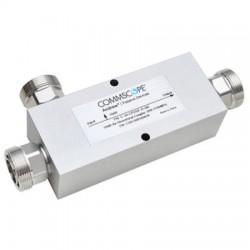 CommScope - C-10-CPUSE-D-AI6 - 555-2700 Low PIM 10db Directional Coupler. DIN Fem