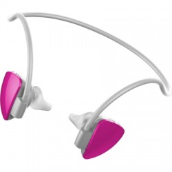 AlphaComm - S150P - S150 Stereo Bluetooth In-Ear Headset in Pink