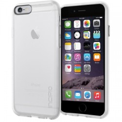 Incipio - IPH-1181-FRST - Incipio NGP Flexible Impact-Resistant Case for iPhone 6 - iPhone - Translucent Frost - Smooth - Flex2O, Polymer