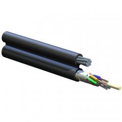 Corning - 048EUA-T4101D20 - ALTOS Figure-8 Loose Tube, Gel-Free Cable, 48 F, Single-mode (OS2)