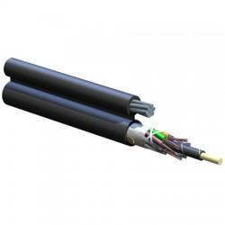 Corning - 096EUA-T4101D20 - ALTOS Figure-8 Loose Tube, Gel-Free Cable, 96 F, Single-mode (OS2)