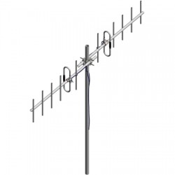 Comprod Communications - F-33348 - 215-225 MHz 9.5 dBd 12 Element Yagi Antenna