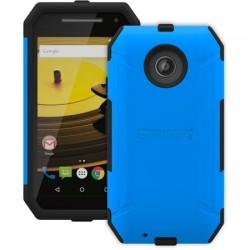 AFC Trident - AG-MRME15-BL000 - Aegis Case for Motorola Moto E 2nd Gen. in Blue