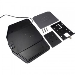 Havis - C-KBM-108 - Keyboard Mounting Plate for Ikey SB-87-TP (Thin) Series Keyboard