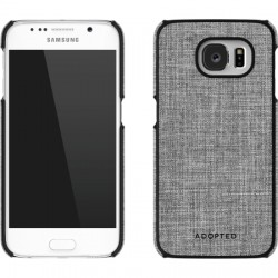 Adopted - AGS11102 - Soho Wrap Case for Samsung Galaxy S6 in Ash/Black