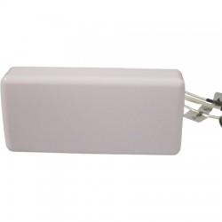 Ventev - M602025O1D43620RA - 2.4/5 GHz 2/2.5 dBi Omni WiFi Antenna 4 RA RPSMA