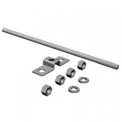 Ventev - 47585 - 36 inch Threaded Rod with 5/8-11 thread