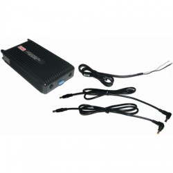 Lind Electronics - 16079 - DC Power Adapter for Getac ToughBooks