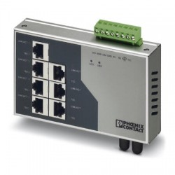 Phoenix Contact - 2832577 - Industrial Ethernet Switch SF 7TX/FX ST