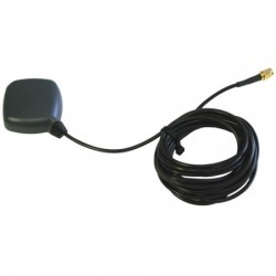 PCTEL / Maxrad - 3961D-HR - Low Interference GPS Ant, 25dB, MCX Right Angle