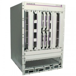 Alcatel-Lucent - OS10K8-RCB-A-US - Alcatel-Lucent OmniSwitch 10K Switch Chassis - Manageable - 3 Layer Supported - 16U High - 1 Year Limited Warranty