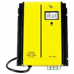 Samlex - SEC-1230UL - Battery Charger, 30A