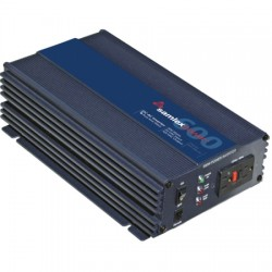 Samlex - PST60024 - Samlex - Pst60024 High Efficiency 600 Watt Dc-ac Pure Sine Wave Inverter With Pin Type Battery Cable Lugs