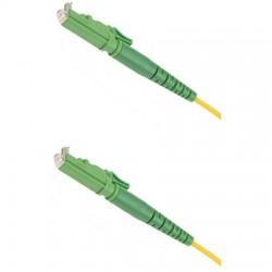 Reichle & De-Massari (R&M) - JR-E2A-E2A-3S0150 - 15m Simplex OS2 Patch Cord E2000/APC to E2000/APC