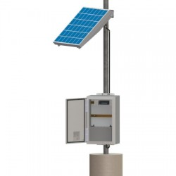 Ameresco Solar - SB50-0356 - 60W 12VDC 99AH Solar Kit