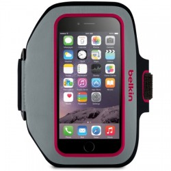 Belkin / Linksys - F8W610-C01 - Sport-Fit Armband iPhone 6 Plus Sidewalk/Fuschia