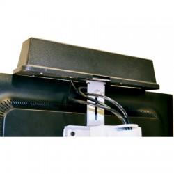 PCTEL / Maxrad - PCTSMI2458-3 - 2.4-2.5/4.9-5.9 GHz 3.5-4dBi Monitor MIMO Antenna